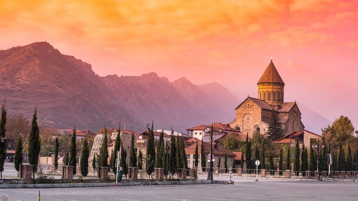 Svetitskhoveli-Cathedral